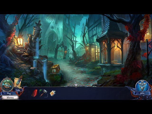Ponuré legendy 3: Temné město hra