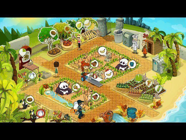 Úžasná zoo hra