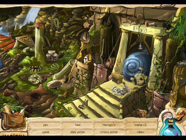 Isla Dorada - Epizoda 1: Písky Ephranisu