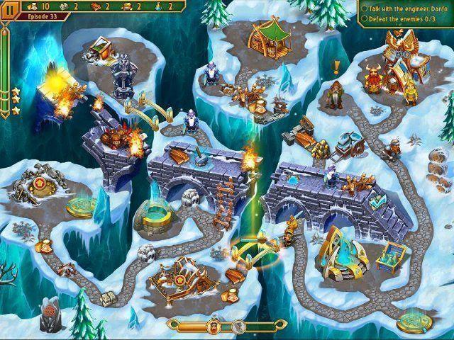 Viking Brothers 3 hra