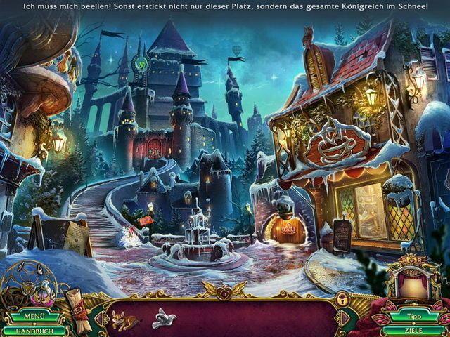 Dark Strokes: Das Königreich des Schnees. Sammleredition