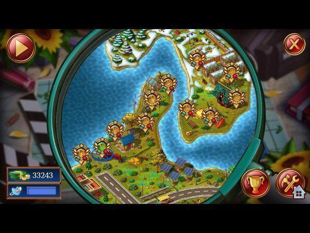 Screenshot  «Gardens Inc. 4: Blooming Stars» № 3