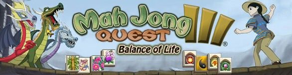 Mah Jong Quest 3 - Balance of Life