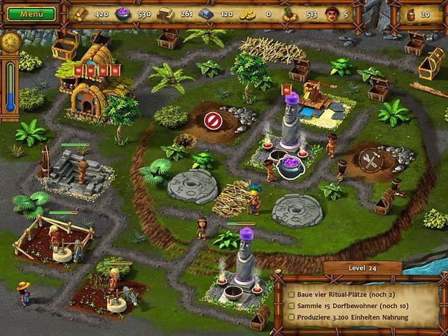 Screenshot  «Moai 5: Neue Generation» № 3