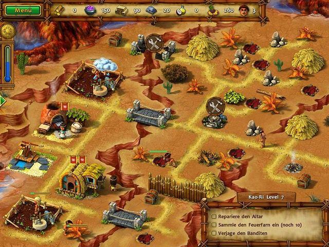 Screenshot  «Moai 5: Neue Generation» № 5