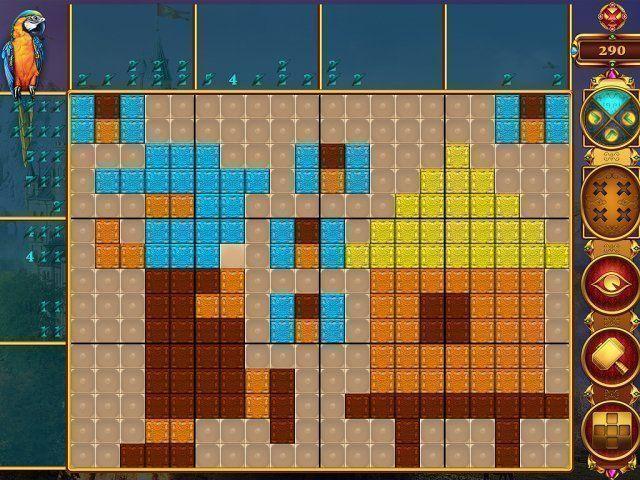 Rainbow Mosaics: Die Schatzsuche