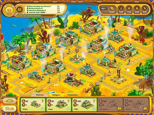 Screenshot  «Ramses: Aufstieg eines Imperiums» № 5