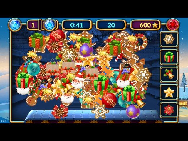 Screenshot  «Shopping Clutter 2: Christmas Square» № 3