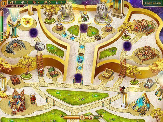 Screenshot  «Im Land der Wikinger 3. Sammleredition» № 5