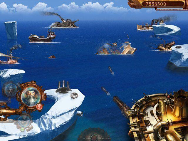 Almirante Nemo en Español game