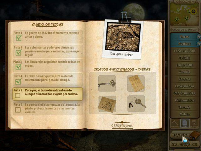 Adventure Chronicles: La búsqueda del tesoro perdido download free en Español