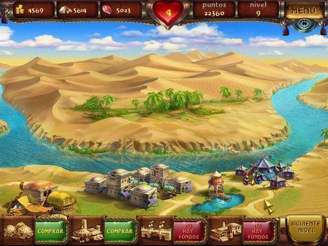 Cradle Of Persia en Español game