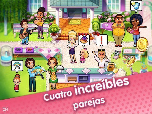 Delicious – Emily's Moms vs Dads. Collector's Edition en Español game