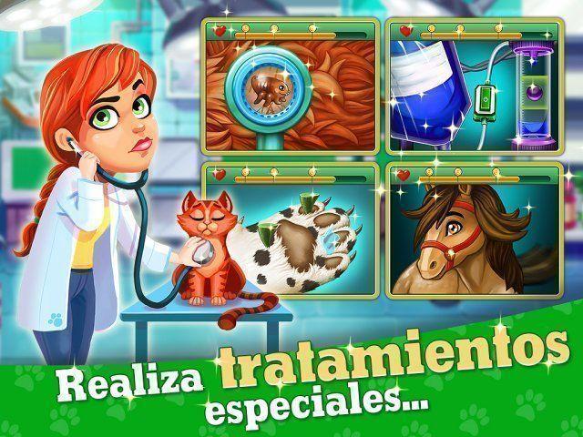 Dr. Cares: Pet Rescue 911. Edición Coleccionista en Español game