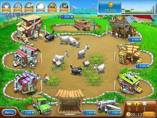 Farm Frenzy 2 – Pizza Party! download free en Español
