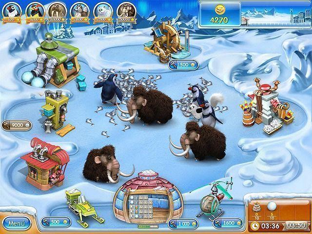 Farm Frenzy 3: La era de hielo download free en Español