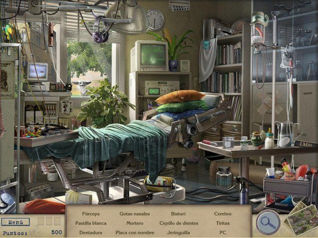 Letters from Nowhere en Español game