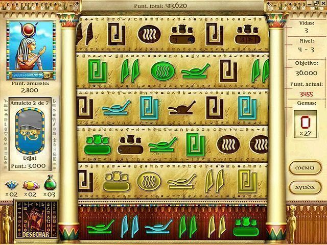 Mysteries Of Horus download free en Español