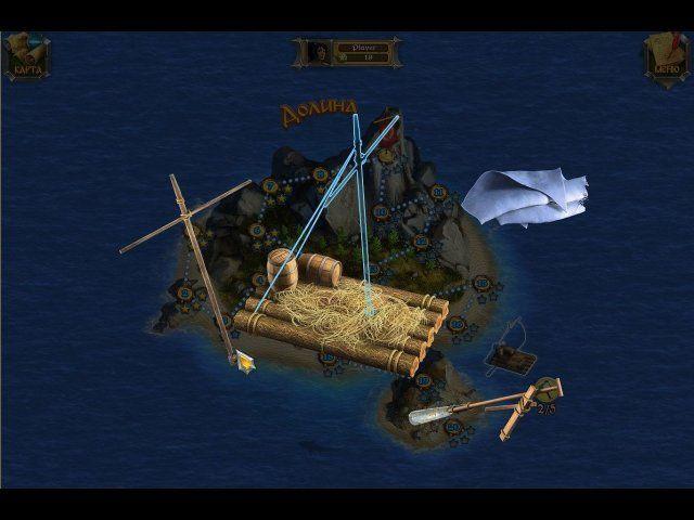 Mystic Journey: Tri Peaks Solitaire en Español game
