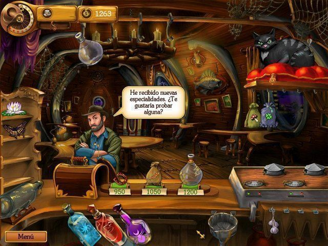 Potion Bar en Español game