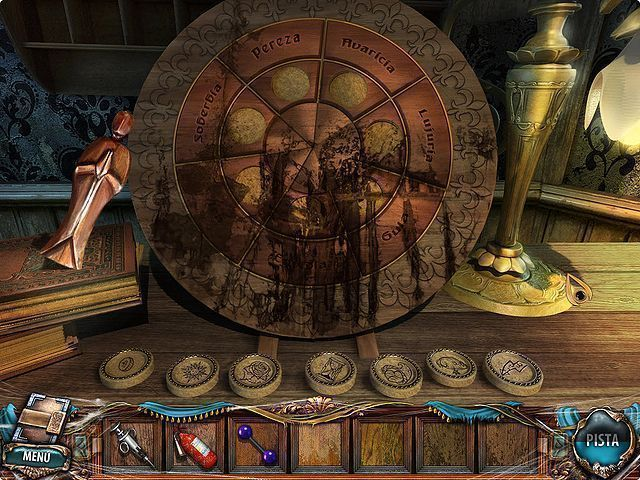 Sacra Terra: Noche angélica en Español game