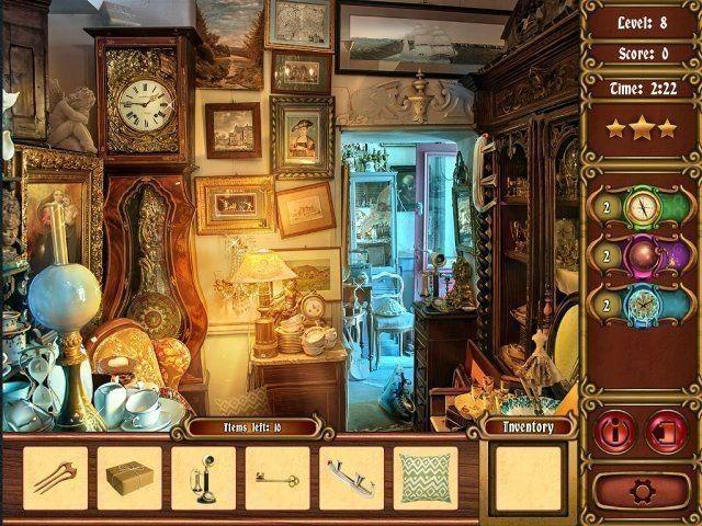 Secret Investigation. Venganza en Español game