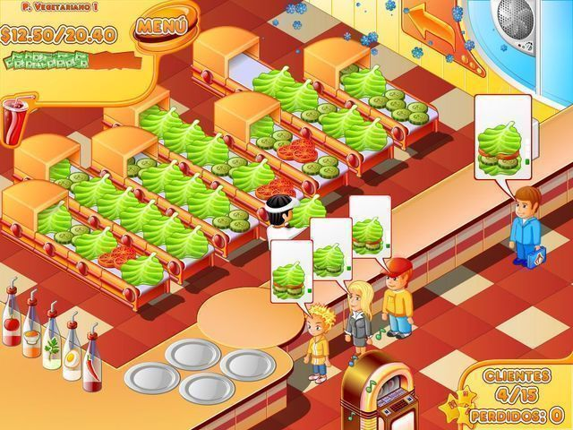 Stand O'Food download free en Español