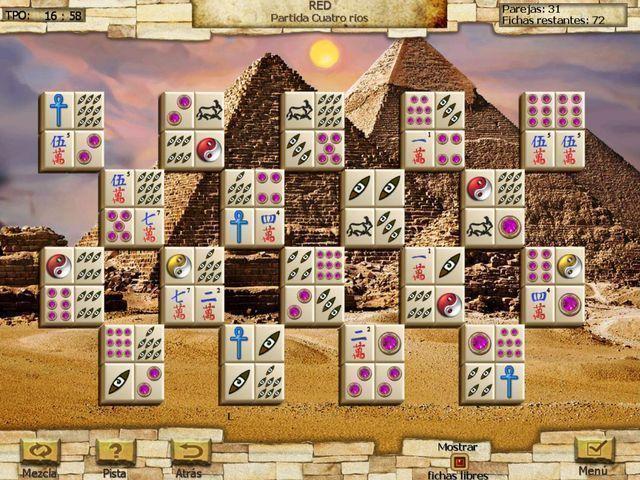 World's Greatest Places Mahjong en Español game