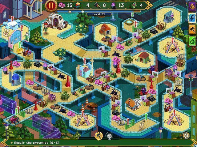 Incredible Dracula IV: Games Of Gods