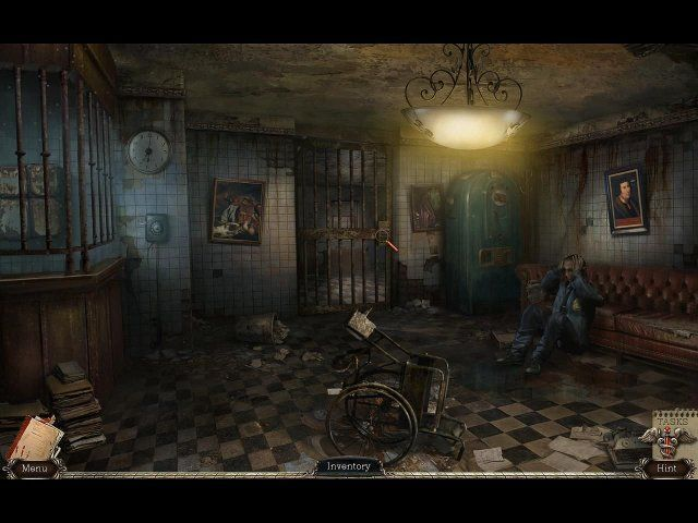 Abandoned: Il Manicomio di chestnut lodge game