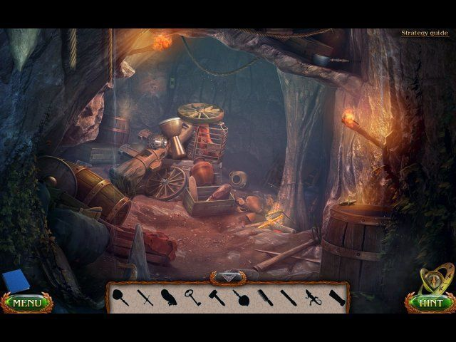 Gioco Lost Lands: Ice Spell. Collector's Edition download italiano