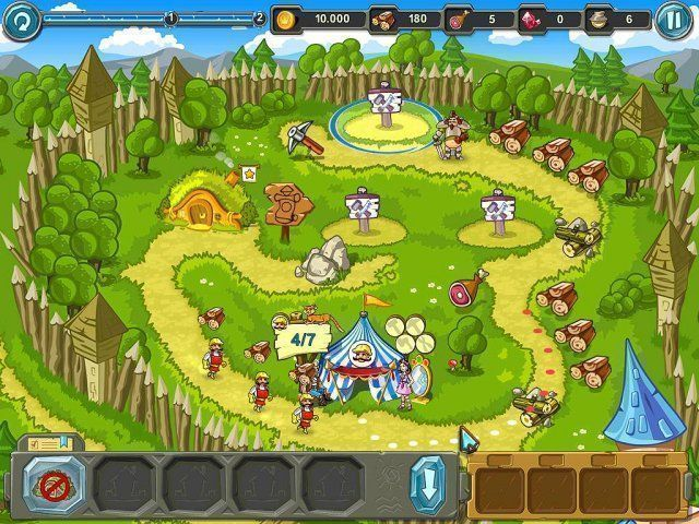 Gioco Outta This Kingdom download italiano
