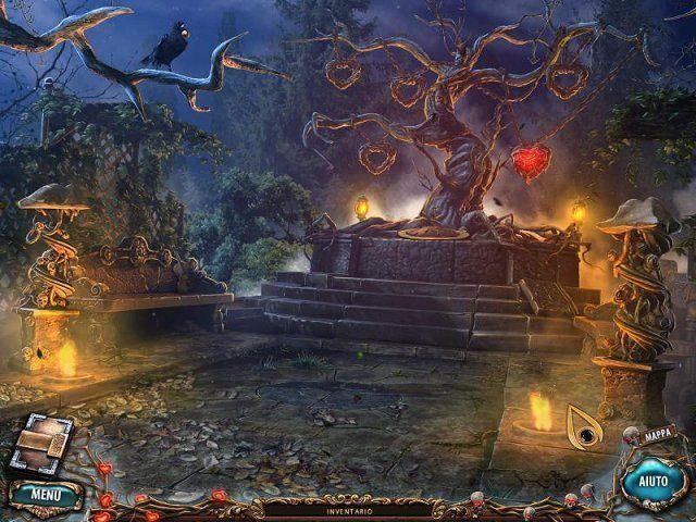 Sacra Terra: Il Bacio della Morte game