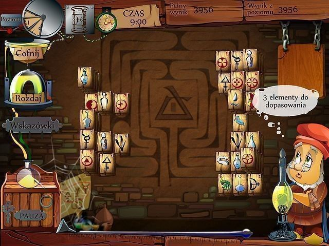 Bezpłatne pobieranie Alchemicznych Mahjong