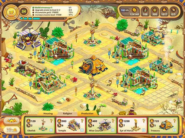Ramses: Rise of Empire gra