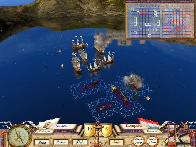 Wielka bitwa morska Gra Bezpłatne