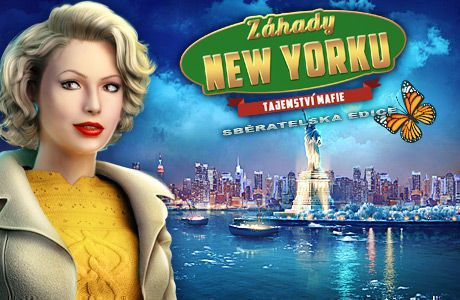 Záhady New Yorku: Tajemství Mafie. Sběratelská edice