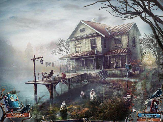 Dům u jezera: Děti ticha