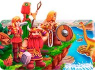 Detaily hry Viking Heroes 2. Collector's Edition