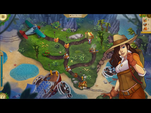 Alicia Quatermain 4: Da Vinci and the Time Machine. Collector's Edition