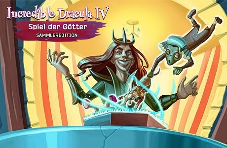 Incredible Dracula IV: Spiel der Götter. Sammleredition