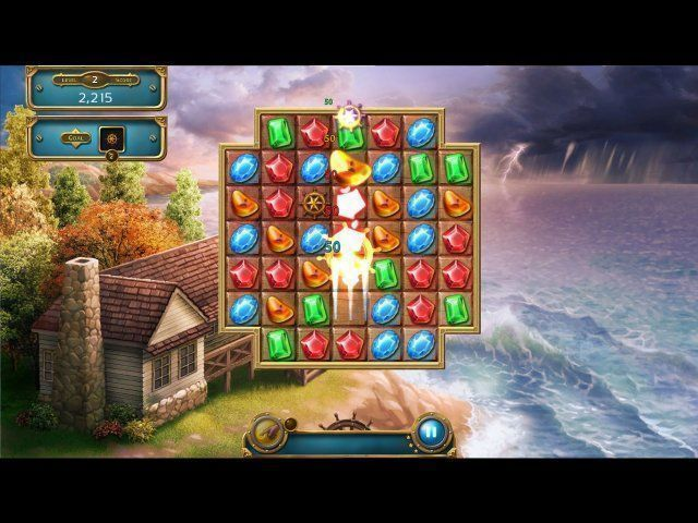 Jewel Quest: Seven Seas. Collector's Edition