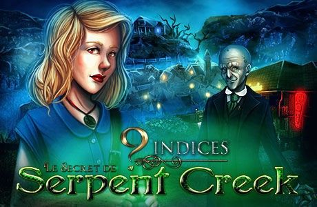 9 Indices: Le Secret de Serpent Creek