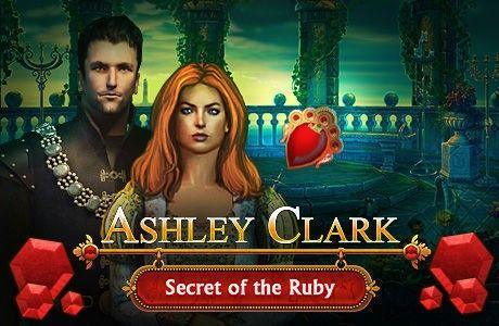 Ashley Clark: Secret of the Ruby