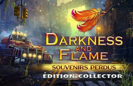 Darkness and Flame: Souvenirs Perdus. Édition Collector