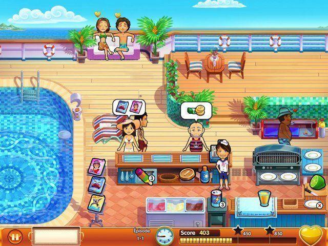 Delicious - Emily's Honeymoon Cruise