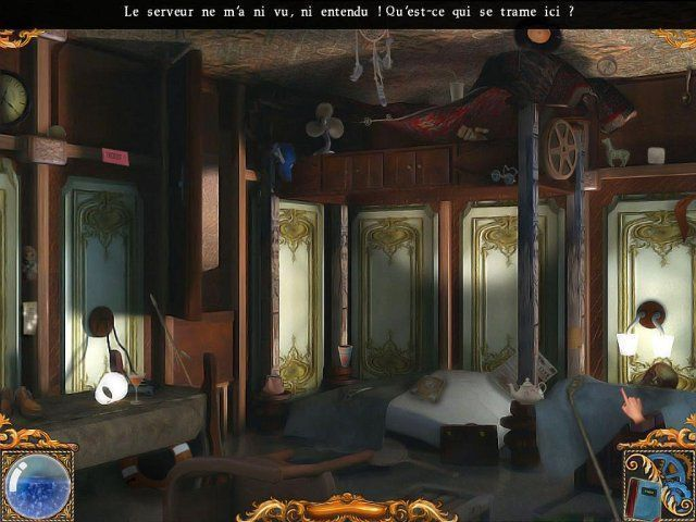 Epic Escapes: A Bord du Dark Seas