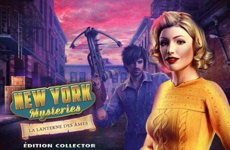 New York Mysteries: La Lanterne des Âmes. Édition Collector