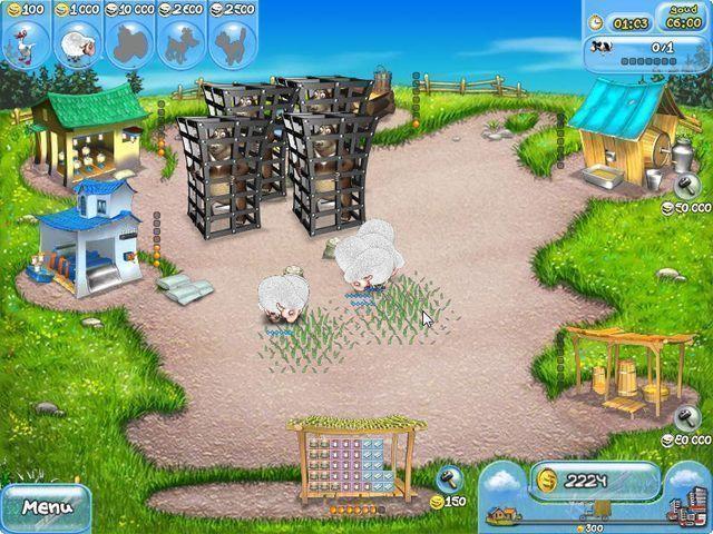 Download gratis Farm Frenzy, speel de complete versie van