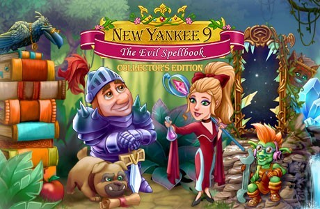 New Yankee 9: The Evil Spellbook. Collector's Edition